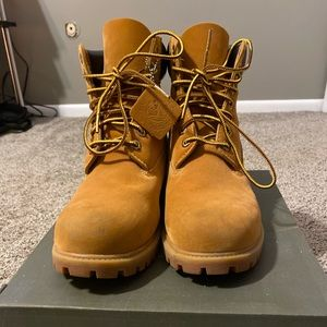 Timberland 6 inch waterproof boots